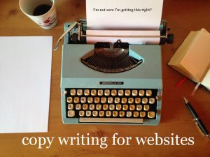 copy writing for websites